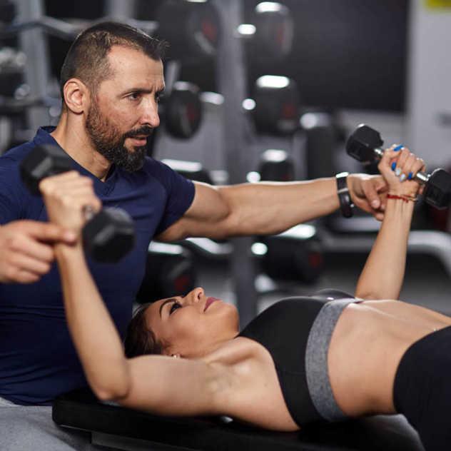 Trening personalny - Perzcourt - siłownia, fitness and tennis club