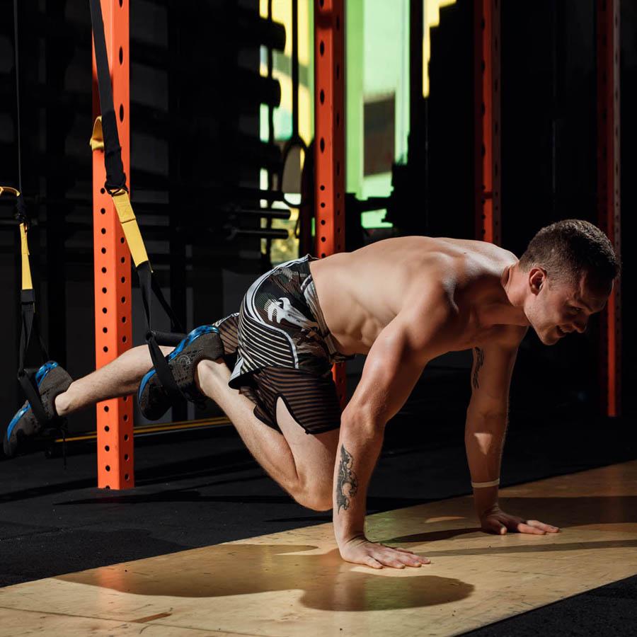 TRX - Perzcourt - siłownia, fitness and tennis club