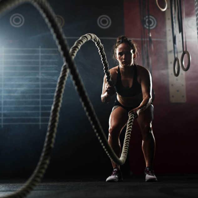 Cross Trening - Perzcourt - siłownia, fitness and tennis club